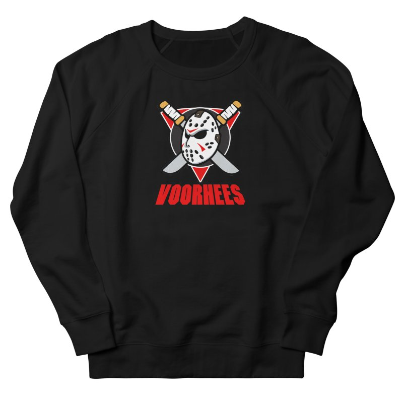 The Mighty Machete Men's French Terry Sweatshirt by Mike Hampton's T-Shirt Shop