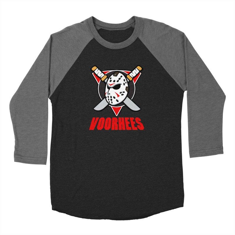 The Mighty Machete Men's Baseball Triblend Longsleeve T-Shirt by Mike Hampton's T-Shirt Shop