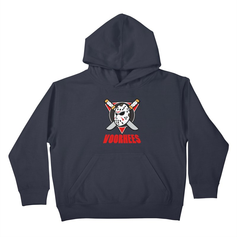 The Mighty Machete Kids Pullover Hoody by Mike Hampton's T-Shirt Shop