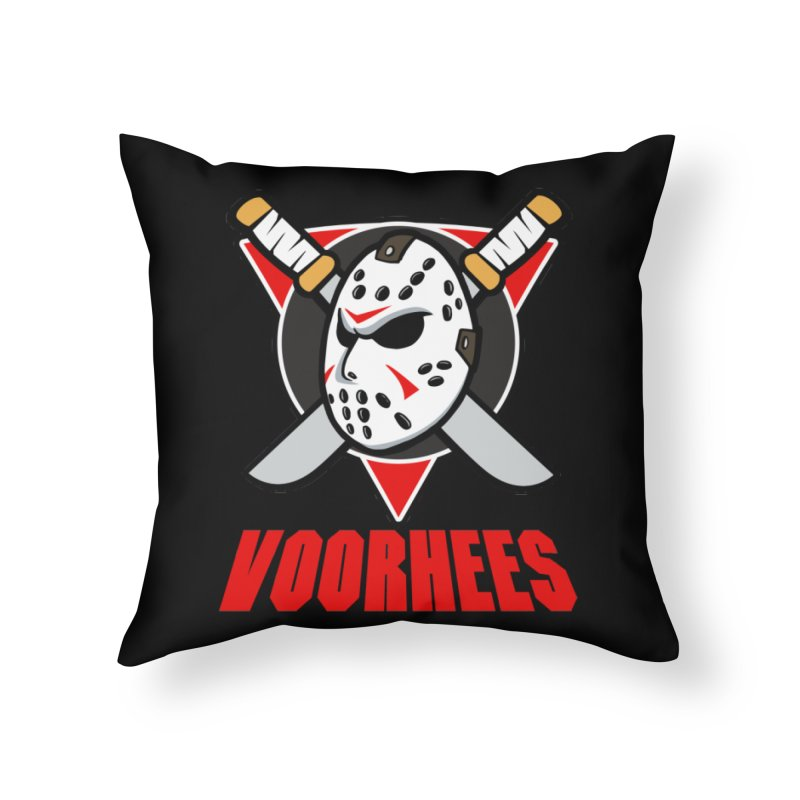 The Mighty Machete Home Throw Pillow by Mike Hampton's T-Shirt Shop