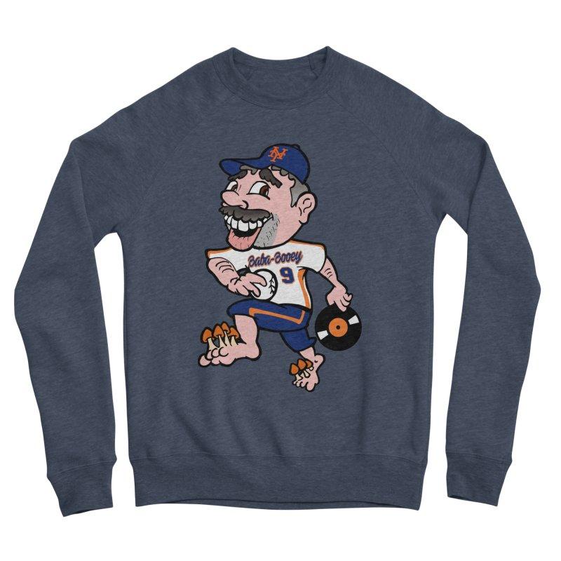 Baba-Booey! Women's Sponge Fleece Sweatshirt by Mike Hampton's T-Shirt Shop