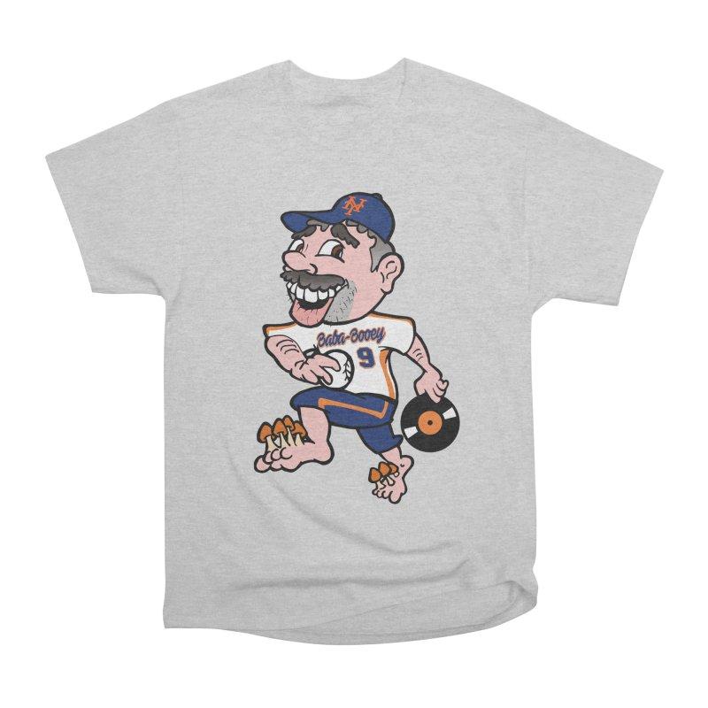 Baba-Booey! Women's Heavyweight Unisex T-Shirt by Mike Hampton's T-Shirt Shop