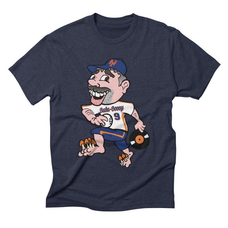 Baba-Booey! Men's Triblend T-Shirt by Mike Hampton's T-Shirt Shop