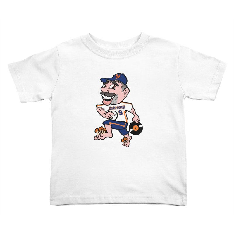 Baba-Booey! Kids Toddler T-Shirt by Mike Hampton's T-Shirt Shop