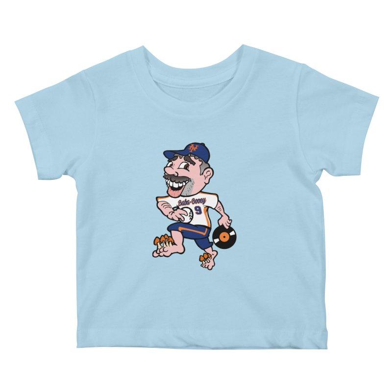 Baba-Booey! Kids Baby T-Shirt by Mike Hampton's T-Shirt Shop