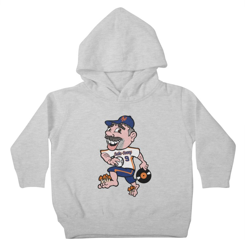Baba-Booey! Kids Toddler Pullover Hoody by Mike Hampton's T-Shirt Shop