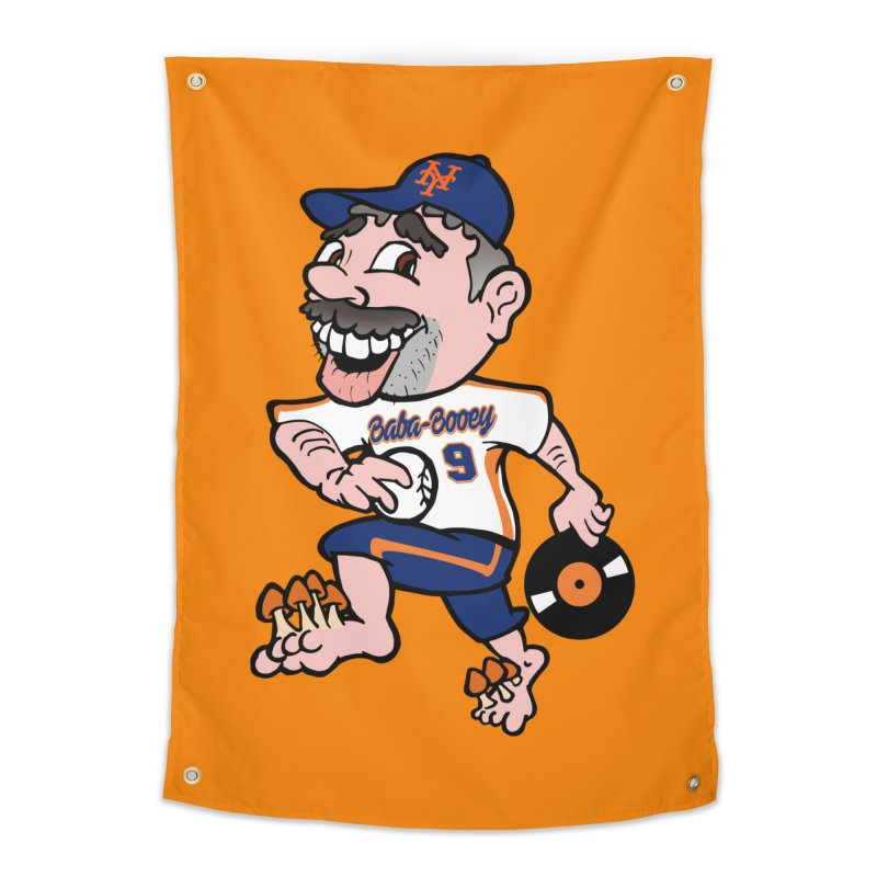 Baba-Booey! Home Tapestry by Mike Hampton's T-Shirt Shop