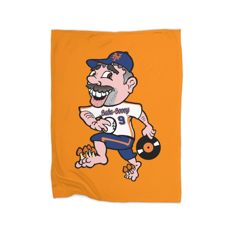 Baba-Booey! Home Blanket by Mike Hampton's T-Shirt Shop