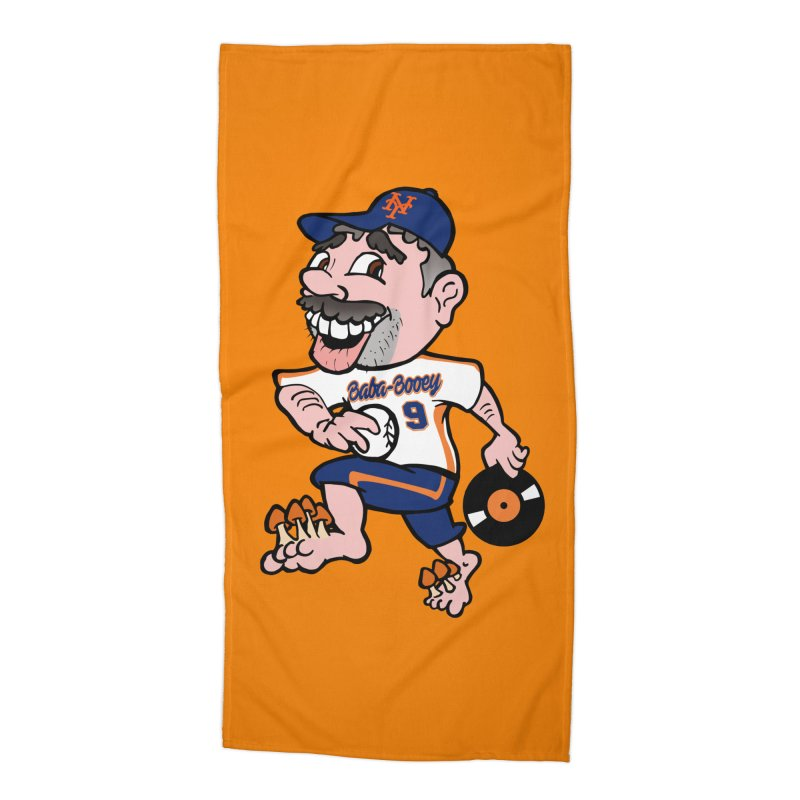 Baba-Booey! Accessories Beach Towel by Mike Hampton's T-Shirt Shop