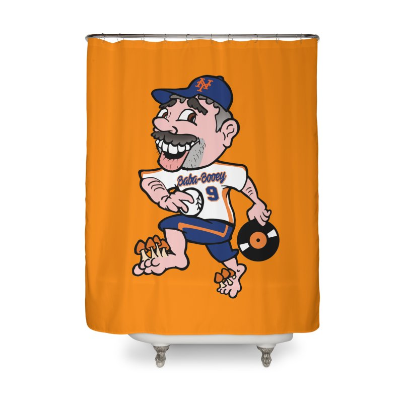 Baba-Booey! Home Shower Curtain by Mike Hampton's T-Shirt Shop