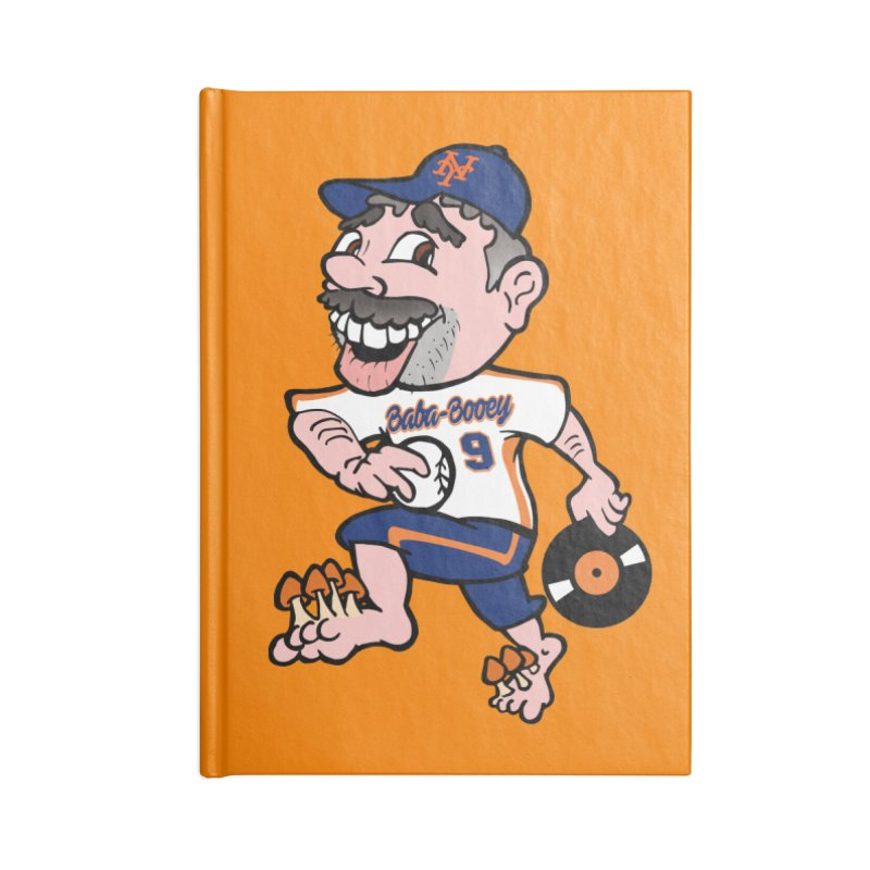 Baba-Booey! Accessories Notebook by Mike Hampton's T-Shirt Shop