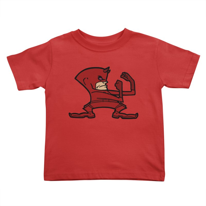 The Blind Fighting Irish Kids Toddler T-Shirt by Mike Hampton's T-Shirt Shop