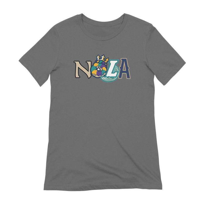 All things NOLA Women's Extra Soft T-Shirt by Mike Hampton's T-Shirt Shop