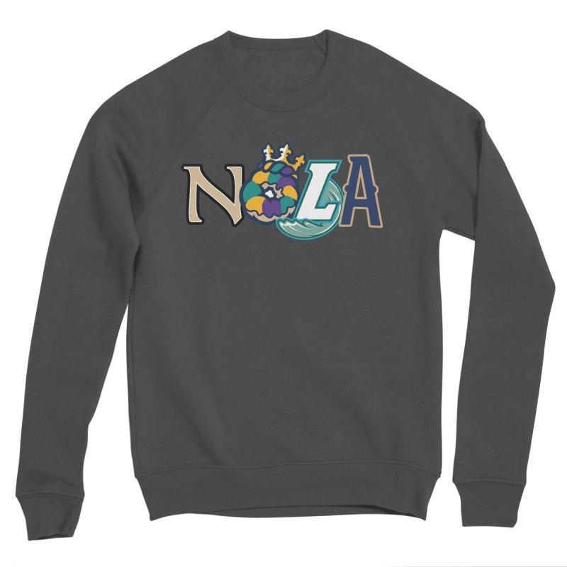 All things NOLA Women's Sponge Fleece Sweatshirt by Mike Hampton's T-Shirt Shop