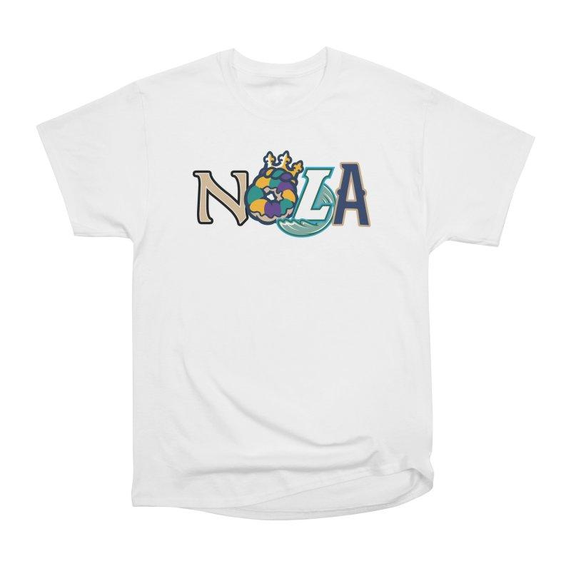 All things NOLA Men's Heavyweight T-Shirt by Mike Hampton's T-Shirt Shop