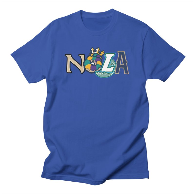 All things NOLA Women's Regular Unisex T-Shirt by Mike Hampton's T-Shirt Shop