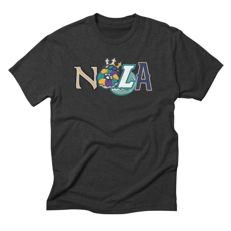 All things NOLA Men's Triblend T-Shirt by Mike Hampton's T-Shirt Shop