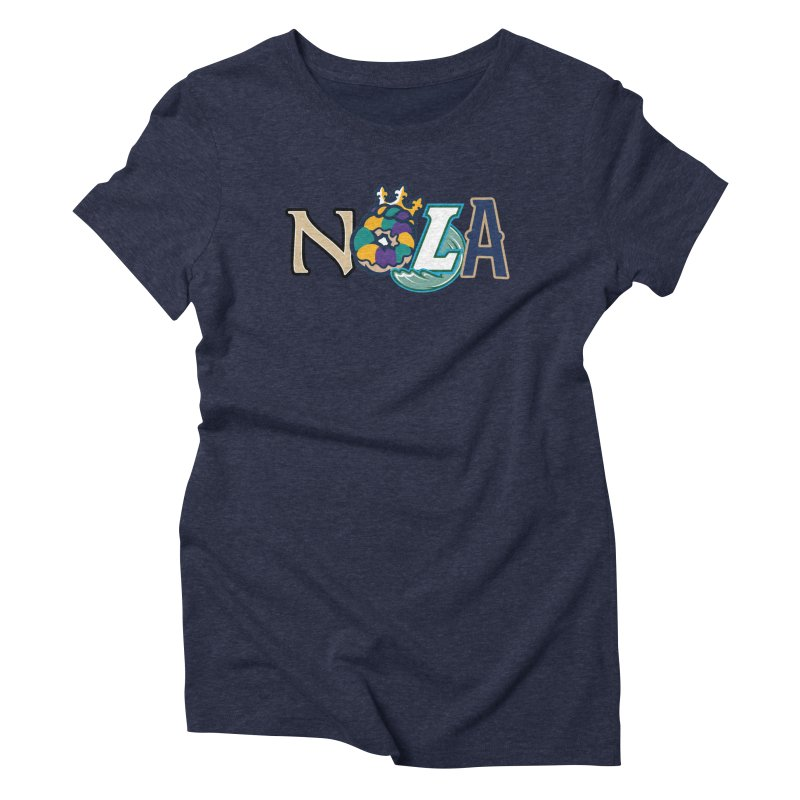 All things NOLA Women's Triblend T-Shirt by Mike Hampton's T-Shirt Shop