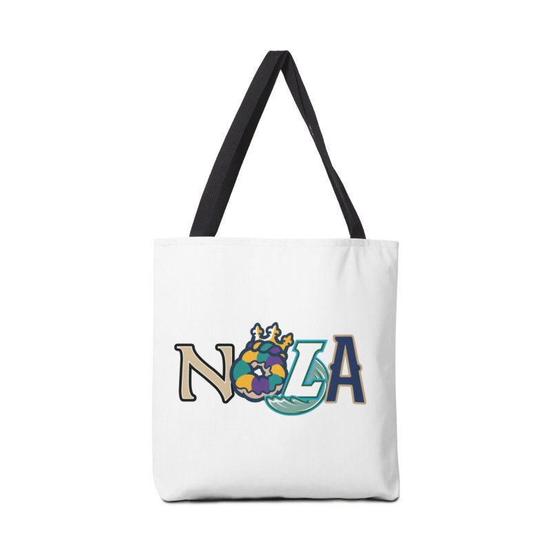 All things NOLA Accessories Bag by Mike Hampton's T-Shirt Shop
