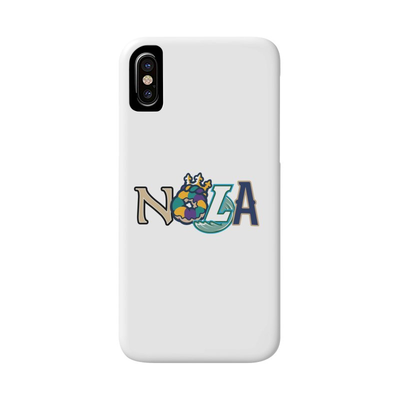 All things NOLA Accessories Phone Case by Mike Hampton's T-Shirt Shop