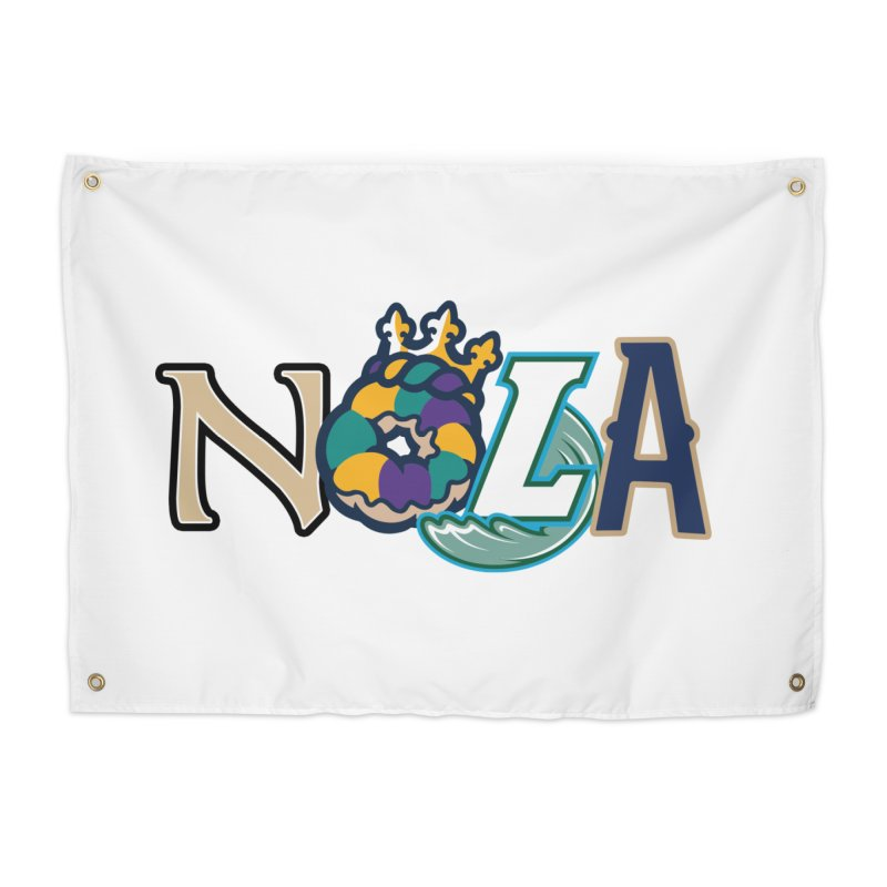 All things NOLA Home Tapestry by Mike Hampton's T-Shirt Shop