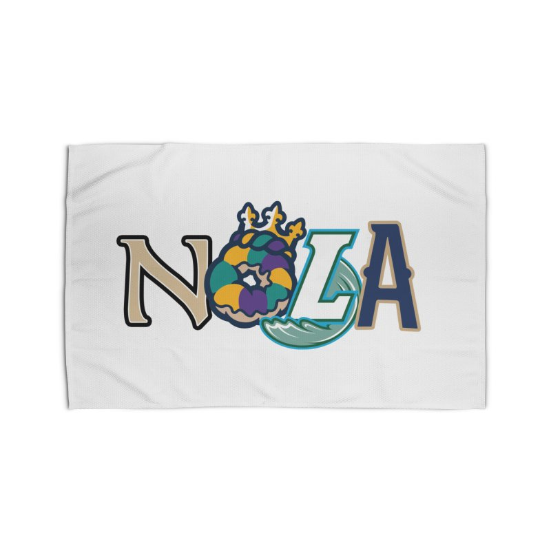 All things NOLA Home Rug by Mike Hampton's T-Shirt Shop