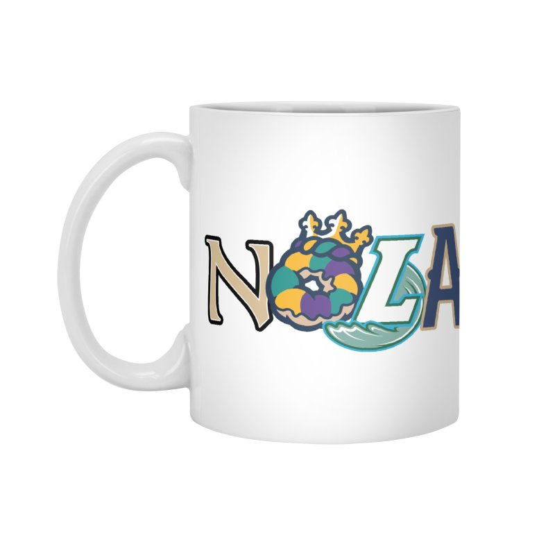 All things NOLA Accessories Mug by Mike Hampton's T-Shirt Shop