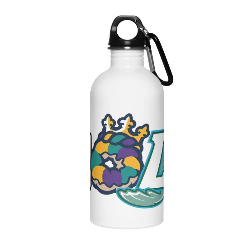 All things NOLA Accessories Water Bottle by Mike Hampton's T-Shirt Shop