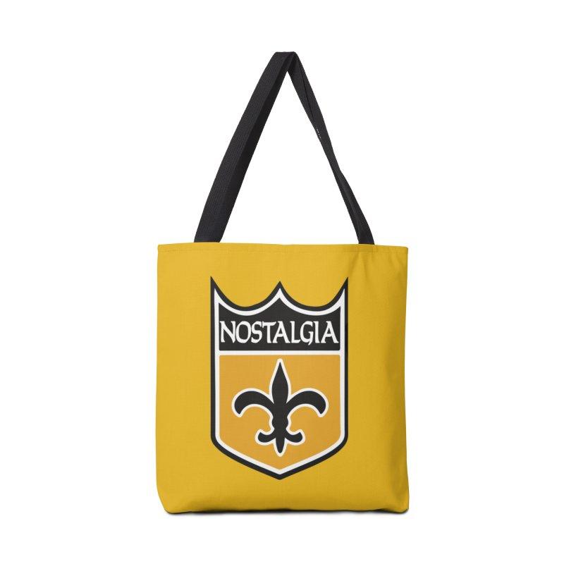 NoLastalgia Accessories Bag by Mike Hampton's T-Shirt Shop
