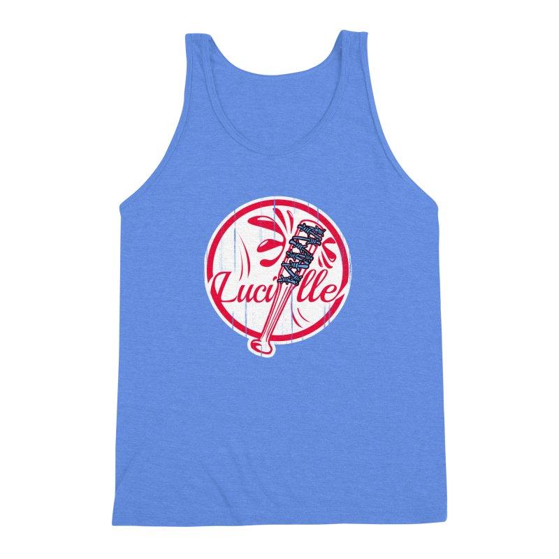 Lucille Men's Triblend Tank by Mike Hampton's T-Shirt Shop