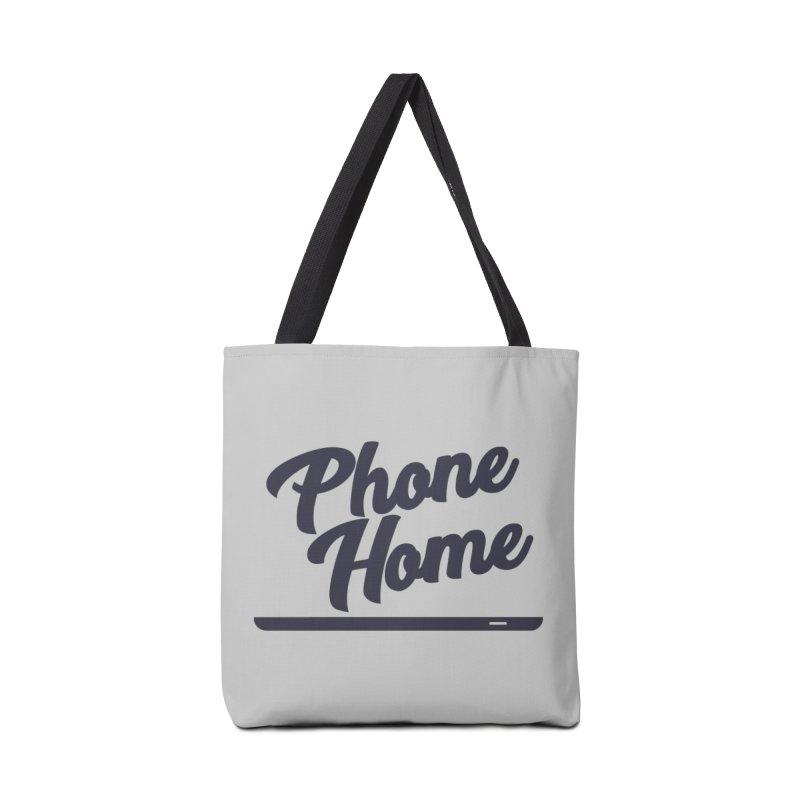 Phone Home Accessories Bag by Mike Hampton's T-Shirt Shop