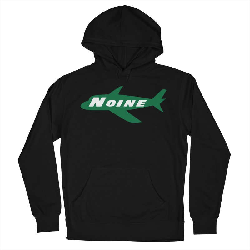 A New York Noine Men's French Terry Pullover Hoody by Mike Hampton's T-Shirt Shop