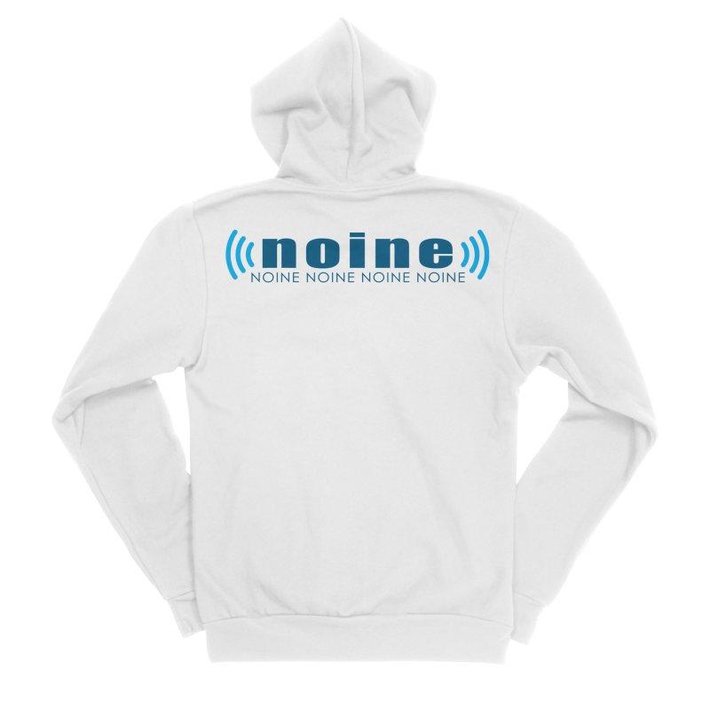 Noine XM Men's Sponge Fleece Zip-Up Hoody by Mike Hampton's T-Shirt Shop