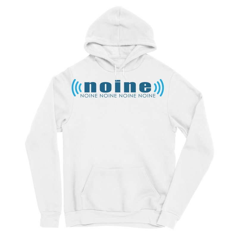 Noine XM Women's Sponge Fleece Pullover Hoody by Mike Hampton's T-Shirt Shop