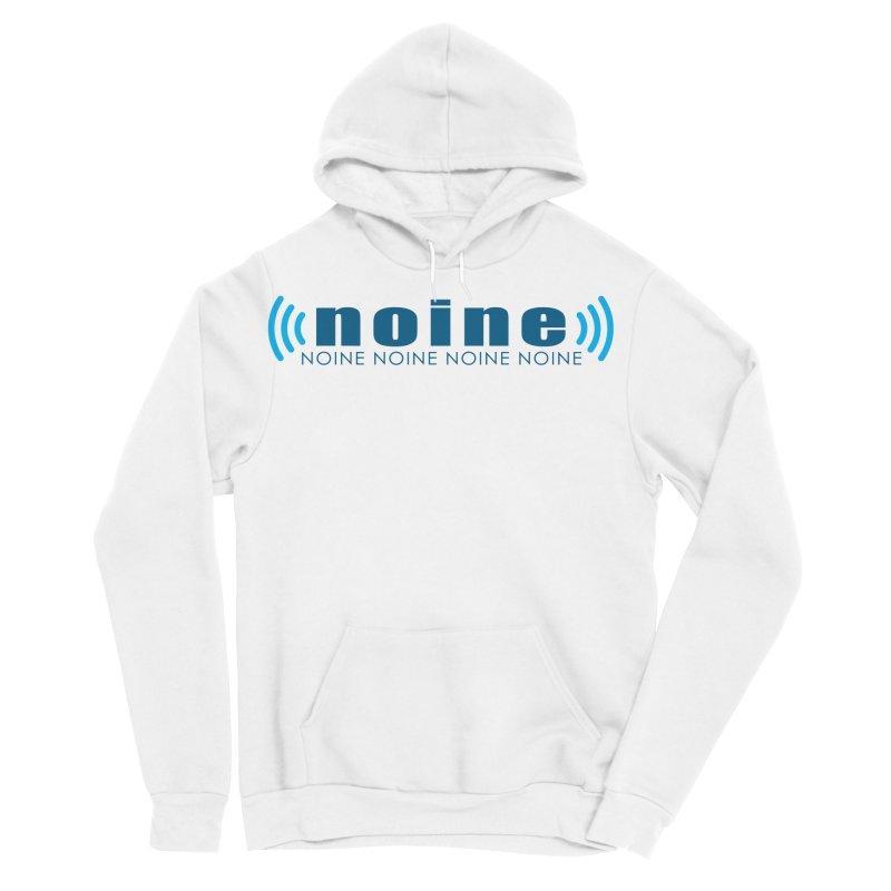 Noine XM Men's Sponge Fleece Pullover Hoody by Mike Hampton's T-Shirt Shop