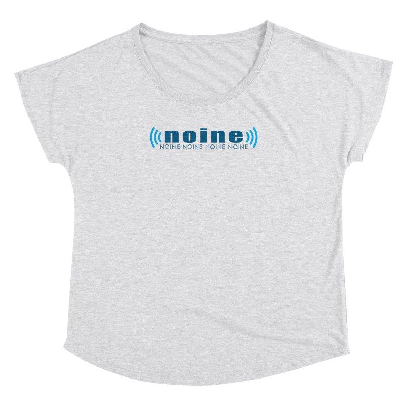 Noine XM Women's Dolman Scoop Neck by Mike Hampton's T-Shirt Shop