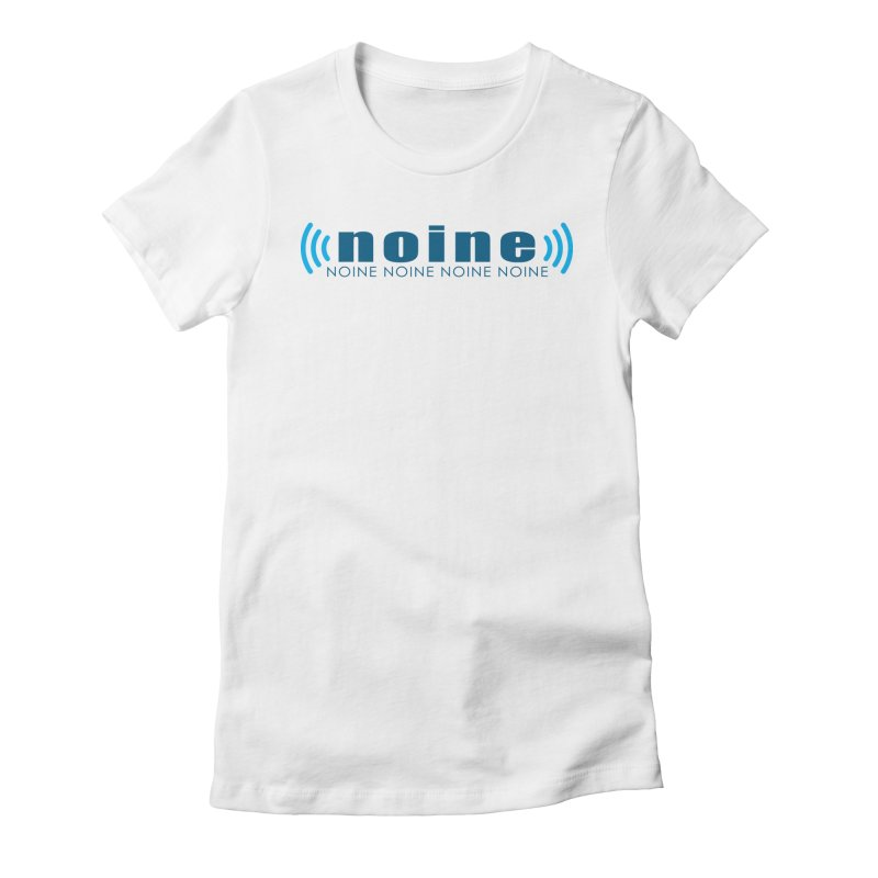 Noine XM Women's Fitted T-Shirt by Mike Hampton's T-Shirt Shop
