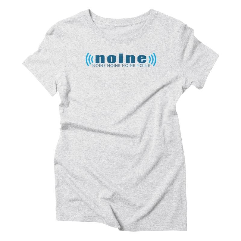 Noine XM Women's Triblend T-Shirt by Mike Hampton's T-Shirt Shop