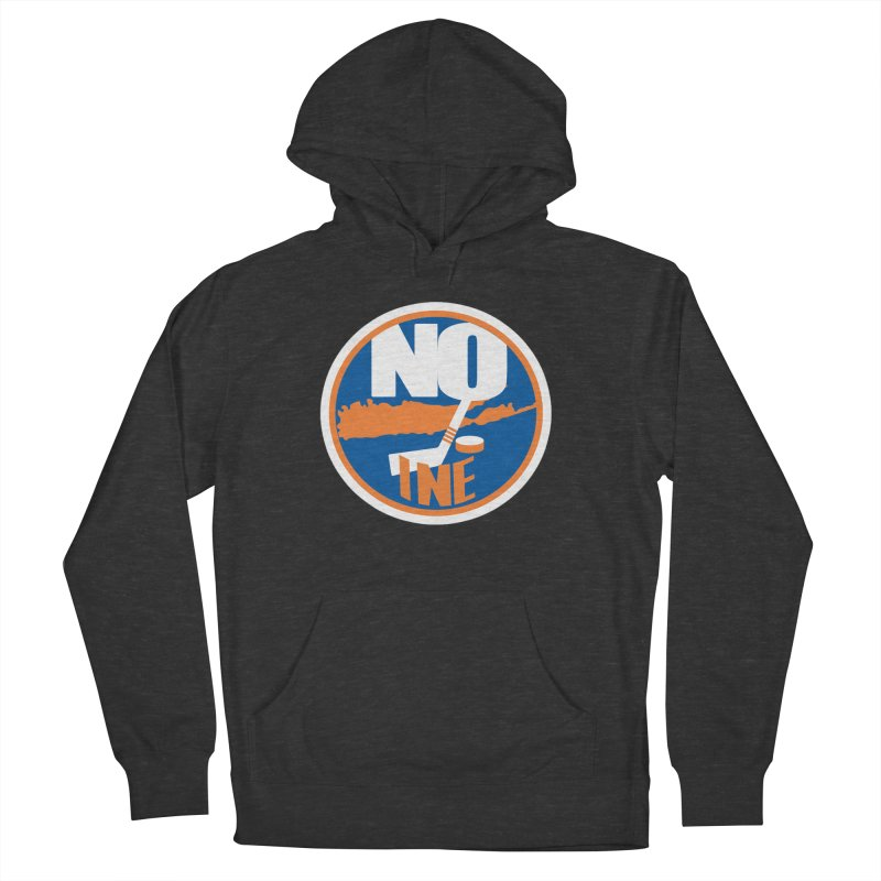 A Long Island Noine Men's French Terry Pullover Hoody by Mike Hampton's T-Shirt Shop
