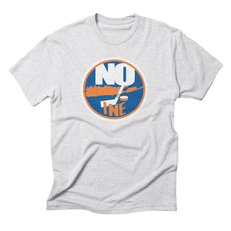 A Long Island Noine Men's Triblend T-Shirt by Mike Hampton's T-Shirt Shop