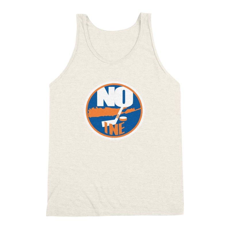 A Long Island Noine Men's Triblend Tank by Mike Hampton's T-Shirt Shop