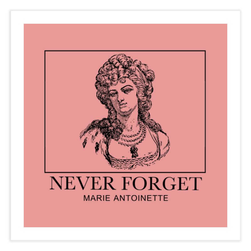 Never Forget Home Fine Art Print by Mike Hampton's T-Shirt Shop