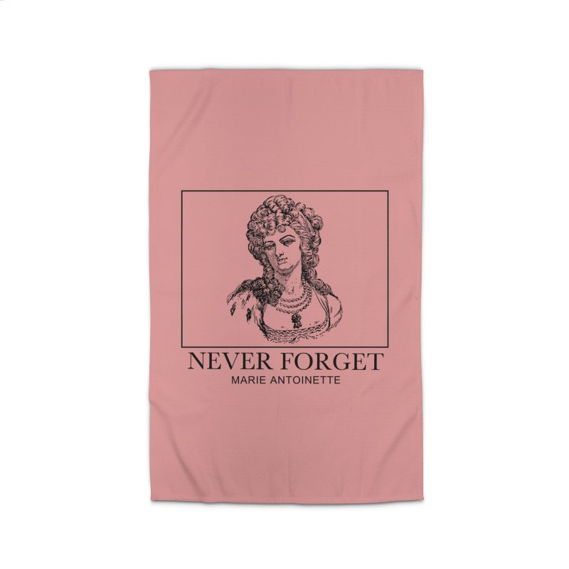 Never Forget Home Rug by Mike Hampton's T-Shirt Shop