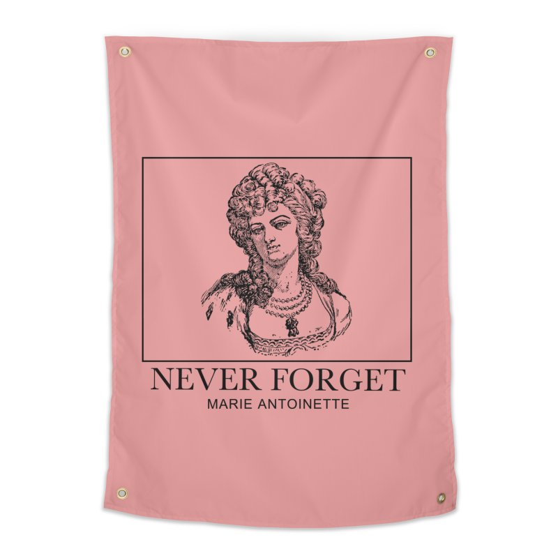 Never Forget Home Tapestry by Mike Hampton's T-Shirt Shop