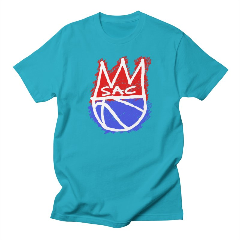 Basquait Kings 1 Men's T-Shirt by Mike Hampton's T-Shirt Shop