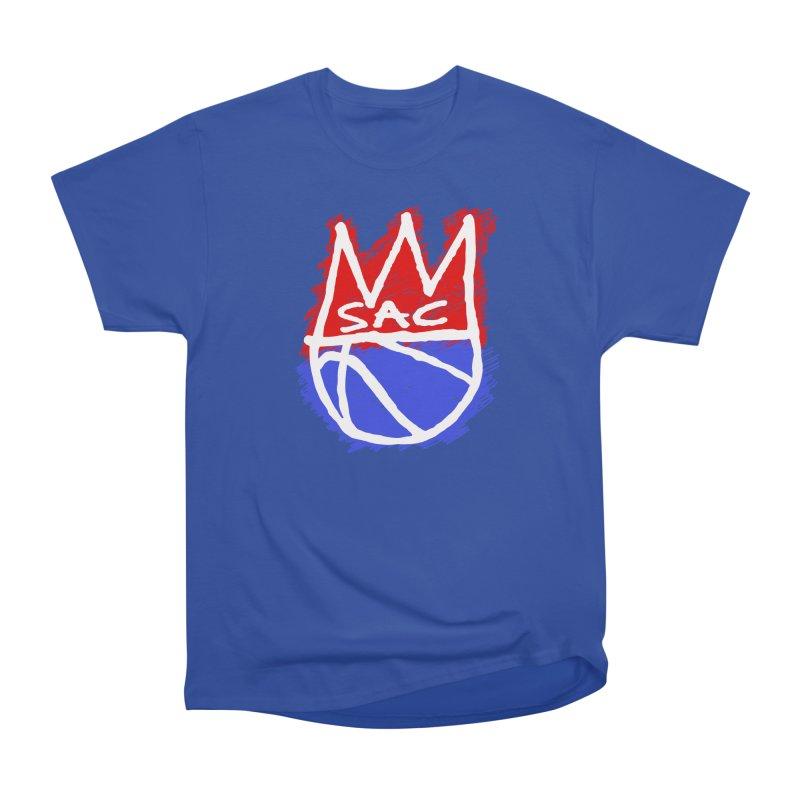 Basquait Kings 1 Men's Heavyweight T-Shirt by Mike Hampton's T-Shirt Shop