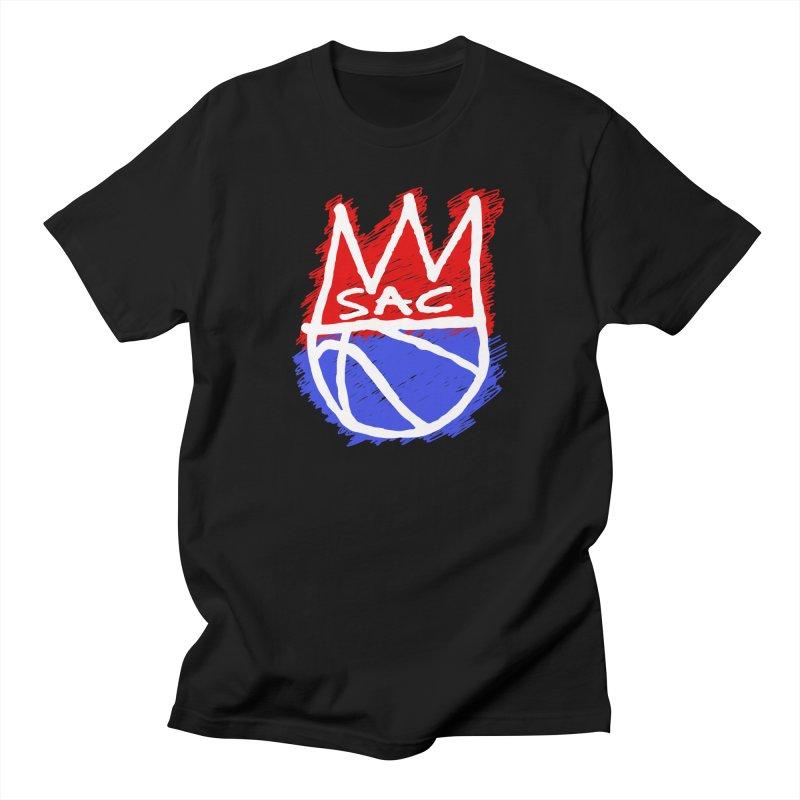 Basquait Kings 1 Women's Regular Unisex T-Shirt by Mike Hampton's T-Shirt Shop