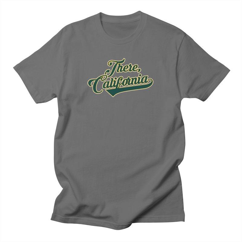 There, California 2 Men's T-Shirt by Mike Hampton's T-Shirt Shop