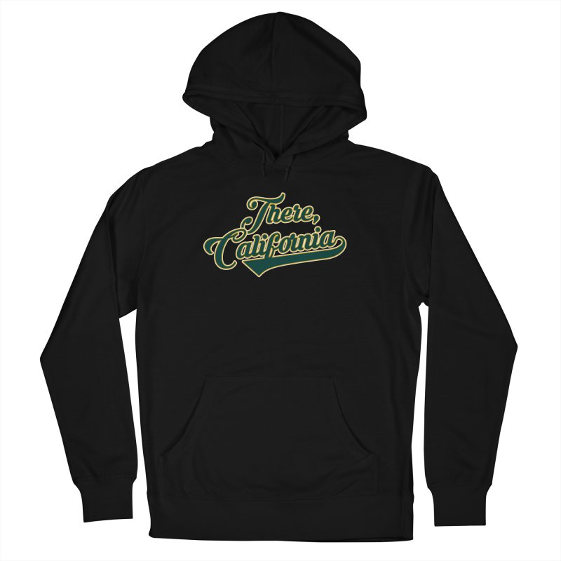 There, California 2 Women's French Terry Pullover Hoody by Mike Hampton's T-Shirt Shop