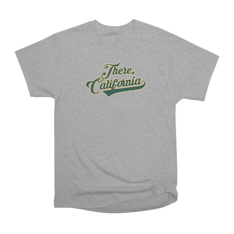 There, California 2 Men's Heavyweight T-Shirt by Mike Hampton's T-Shirt Shop